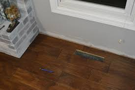 what we learned about laying hardwood flooring part 2 loving here