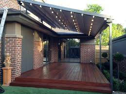 roll out awning for patio home outdoor decoration