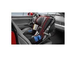siege auto passager avant siège enfant porsche baby seat isofix g0 avec coque