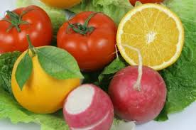 eating only raw vegetables and fruits lovetoknow