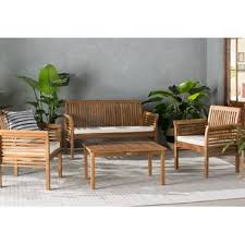 Cocktail Tables With Seating Conversation Sets You U0027ll Love Wayfair