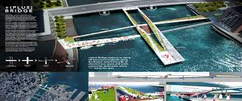 design competition boston view the winning designs for the northern avenue bridge competition