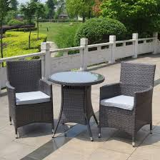 round table marlow rd marlow bistro garden furniture set with round table garden cing