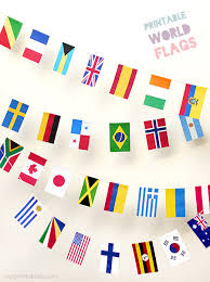 Olympic Themed Decorations 10 Diy Ideas For A Winter Olympics Party Make And Takes