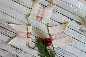 3 diy no sew christmas banners on sutton place