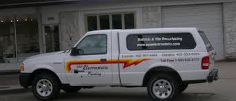 home des moines electrostatic painting and bathtub refinishing