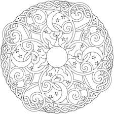 coloring pages free printable abstract coloring sheets free