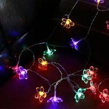 popular petal christmas lights buy cheap petal christmas lights
