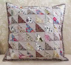 How Do I Make Cushion Covers Best 25 Patchwork Cushion Ideas Only On Pinterest Cushion Ideas