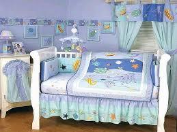 Crib Bedding Set For Boys Turtle Baby Bedding Set For Boys Comqt