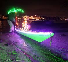 kayak lights for night paddling kayak night lights led kayakfari paddling holidays new year