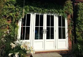 Accordion Glass Patio Doors Cost Beautiful Folding Patio Doors Cost For Medium Size Of Patio Patio
