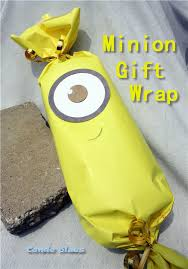 minion gift wrap condo blues make minion gift wrap