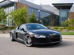 Audi R8 Front - 2009 audi r8 r tronic audi sport coupe review automobile magazine