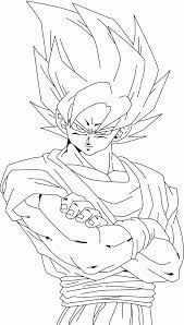 dragon ball coloring pages goku super saiyan 5 coloring