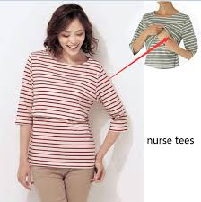maternity nursing 3colors maternity nursing t shirt clothing for