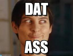 Datass Meme - dat ass dat on memegen