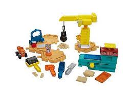 bob builder pop deluxe construction playset 58 99