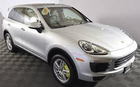 Porsche Cayenne 4wd - porsche cayenne in washington for sale used cars on buysellsearch