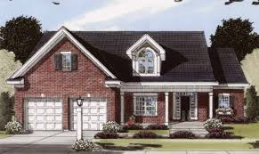 15 spectacular cape cod house plans with porch house plans 3986
