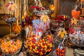 fall themed wedding salina casey s rustic and fall themed with a touch of