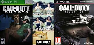 Call Of Duty Ghosts Meme - gaming s best memes