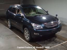 harrier lexus 2007 toyota harrier