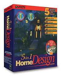 Amazoncom Punch  In  Home Design - Punch 5 in 1 home design