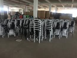 Single Bistro Chair Metal Bistro Chairs Industrial Single Gold Metal Cafe