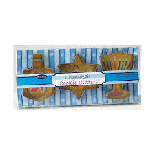 amazon com rite lite ltd metal chanukah cookie cutters home