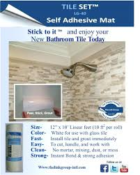 Vinyl Tile Installation Install Wall Tile Backsplash An Easy Made For Vinyl Tile To