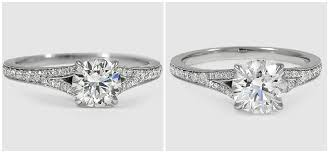 real diamond engagement rings can you tell which diamonds are lab grown brilliant earth
