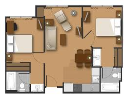 Residence Inn Studio Suite Floor Plan Residence Inn Ind Fishers In Booking Com