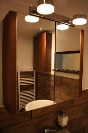 Modern Contemporary Bathroom Mirrors by Bathroom Cabinets Fascinating Grey Accents Wall Decor For Modern