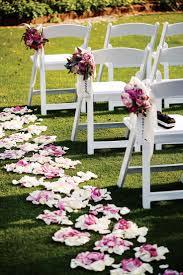 wedding ideas wedding ceremony aisle decorations diy the