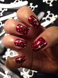 best 25 red christmas nails ideas on pinterest christmas nail