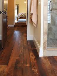 Best Beautiful Hardwood Floors Images On Pinterest Hardwood - Hardwood flooring in bathroom