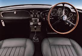 aston martin truck interior aston martin db5 1963 cartype