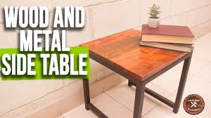 Diy Wooden Coffee Table Diy Wood And Metal Table Reclaimed Wood Coffee Table Interio