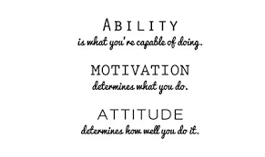 com inspirational attitude vinyl wall decal quotes wall
