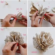 home decor how to make paper flowers kraftnation