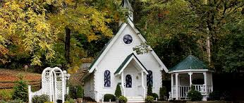 wedding venues in gatlinburg tn cupid s chapel of a quaint white wood chapel with hardwood