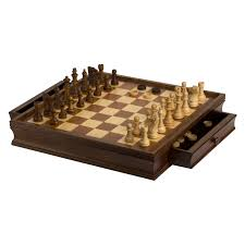wooden chess sets hayneedle