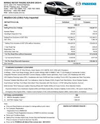 mazda 1 price leaked mazda cx 3 price list reveals its rm131k price tag auto