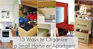 organize home 15 ways to organize a small home or apartment1 jpg