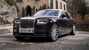 roll royce fantom 2018 rolls royce phantom first drive motor1 com photos