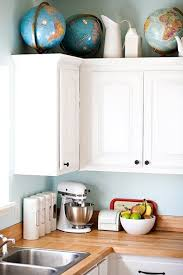 62 best decorating above kitchen cabinets images on pinterest