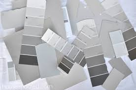 picking the perfect gray paint house updated