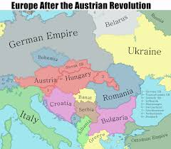 Hungary Map Europe by Spartacist Austria Hungary By Moralisticcommunist On Deviantart