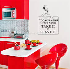 compare prices wall sticker menu online shopping buy low price todays menu kitchen quote wall art stickers decal home decoration sticker removable bedroom